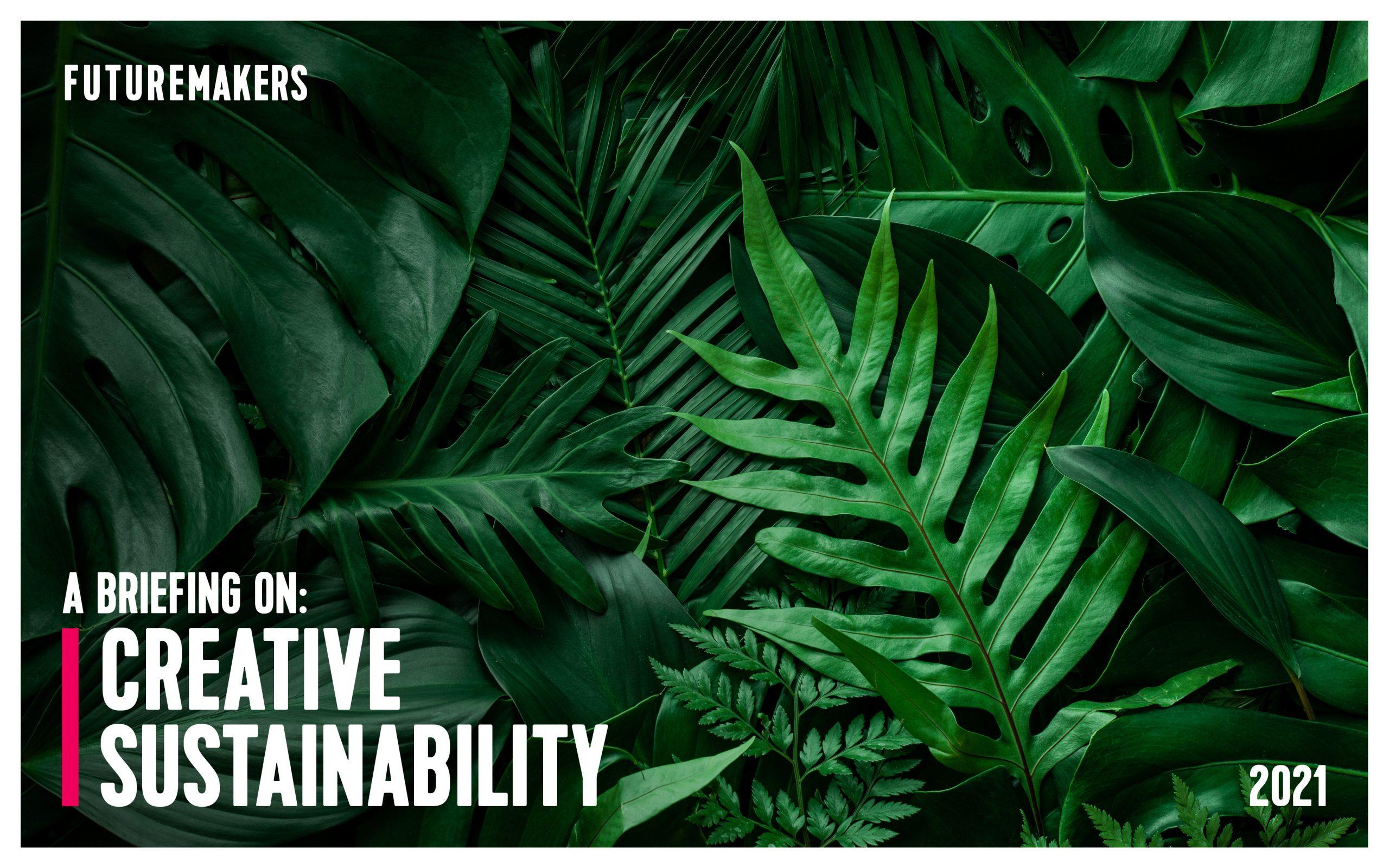 futuremakers-creative-sustainability-briefing-2021